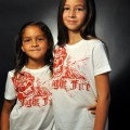 Black Helmet Apparel - Crimson Skull Kids T 3