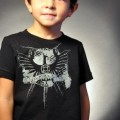 Black Helmet Apparel - Overhaul Kids T 2
