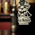 Black Helmet Apparel - Pint Glass