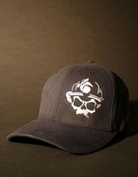 Black-Helmet-Apparel---Skull-Logo-Flexfit-Hat---Navy-S