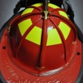 Black Helmet Supply - 911 Leather Tribute Helmet 12