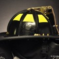 Black Helmet Supply - 911 Leather Tribute Helmet