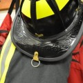 Black Helmet Supply - 911 Leather Tribute Helmet 7