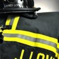 Black Helmet Supply - 911 Leather Tribute Helmet 8