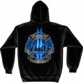High Honor FireFighter Hoodie