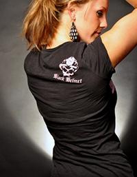Black-Helmet-Apparel---Pink-Skull-Ladies-Firefighter-T-S