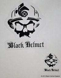 Black-Helmet-Apparel---Skull-Sticker-Set-S