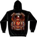 Heros Firefighter Hoodie